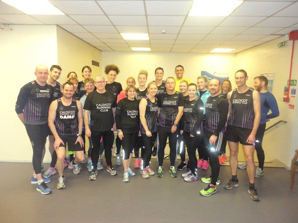 Feeling Welcomed into Caldicot Running Club