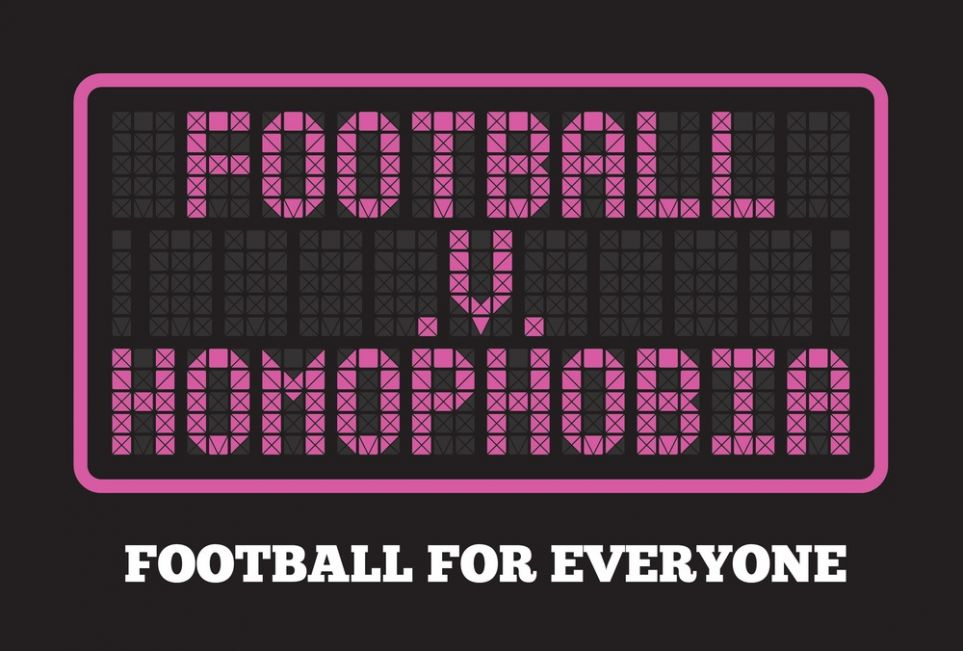 Dafabet Welsh Premier League supports the Football v Homophobia Campaign